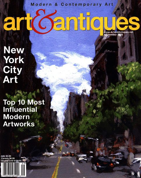 Art & Antiques - cover