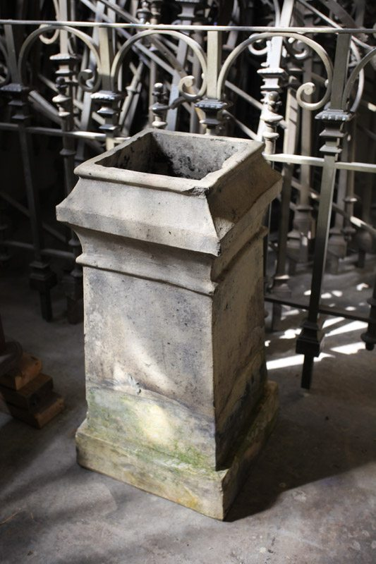 English Chimney Pot A11482 Architectural Accents