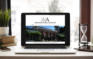 Architectural Accents New Website