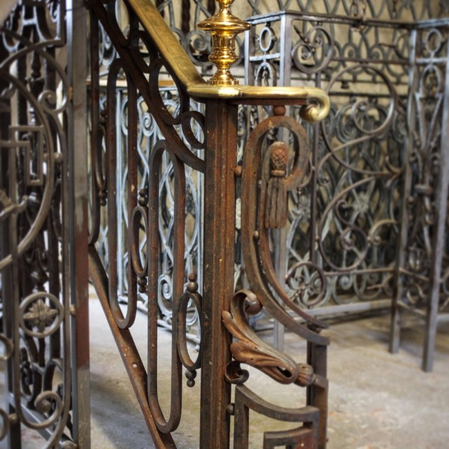 A new French gem for our iron room See ithellip