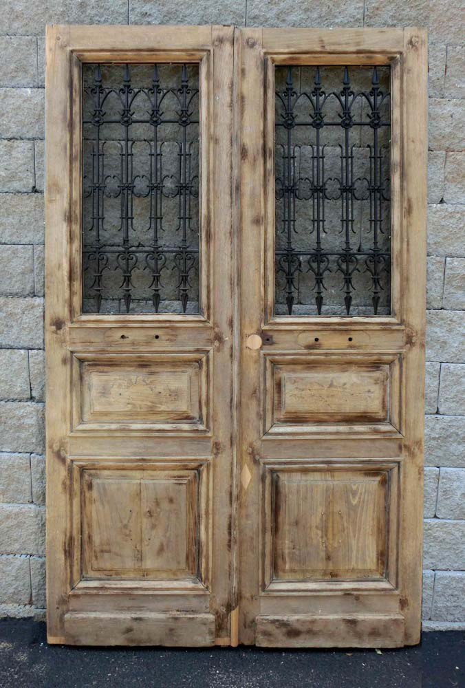 Breathtaking wooden conservatory doors ideas exterior for Reclaimed upvc french doors