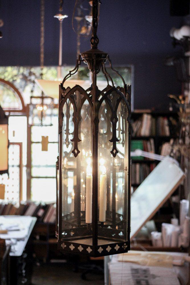 gothic lantern lighting. Brass Gothic Lantern A10229 Lighting
